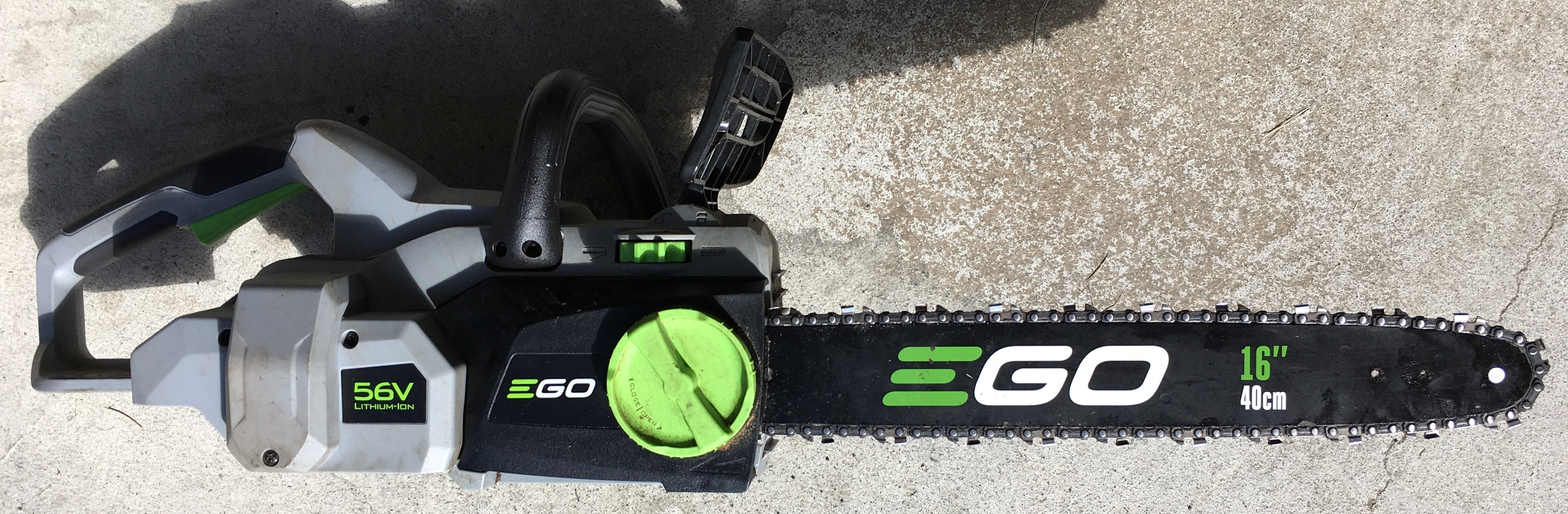 Ego Chainsaw Review